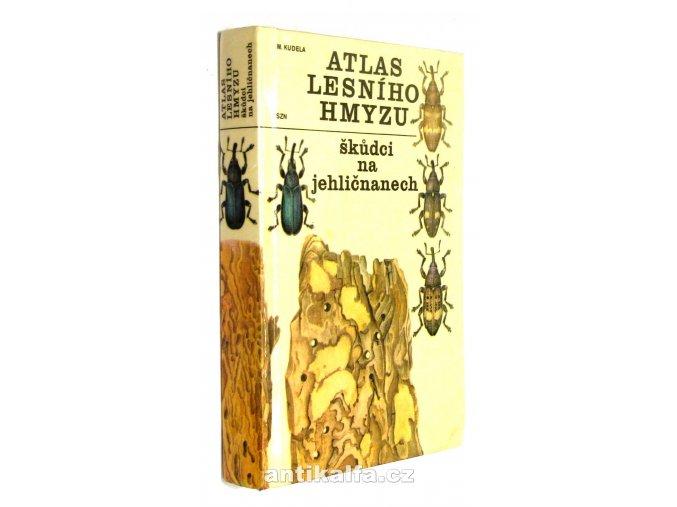 Atlas lesního hmyzu