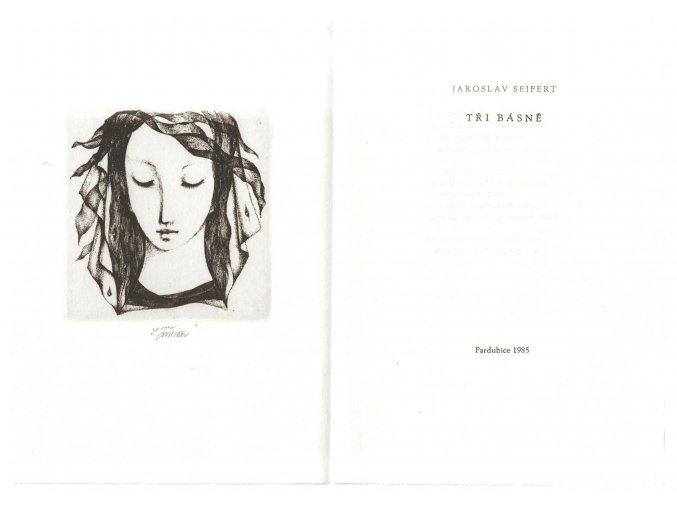 Tři básně