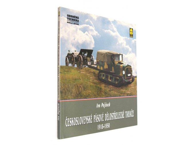 Československé pásové dělostřelecké tahače 1918-1950
