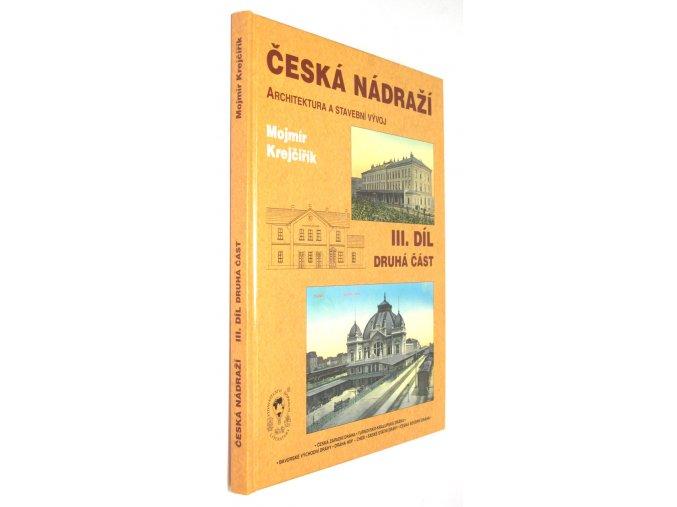 Česká nádraží III./II
