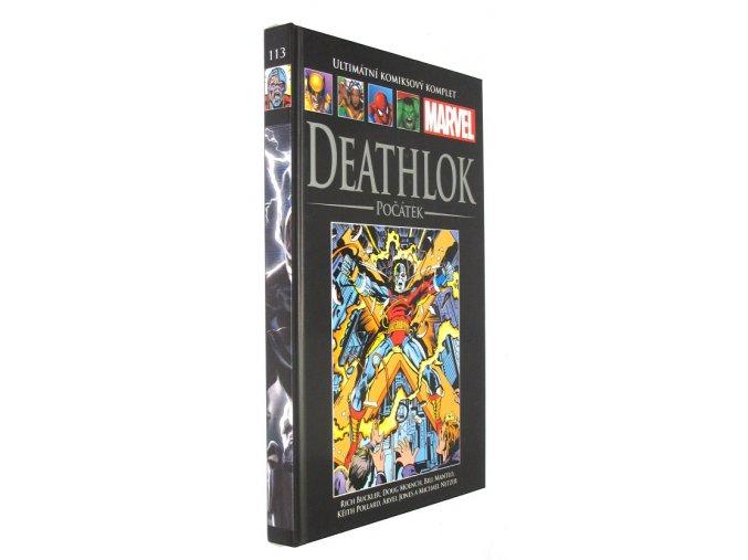 Deathlok - Počátek