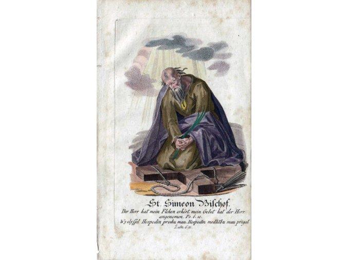 St. Simeon Bischof