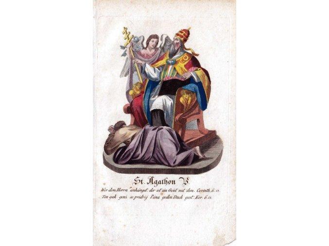 Svatý Agaton (Dobromil)