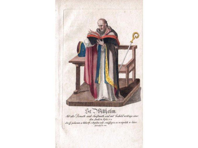 Svatý Vilém z Vercelli