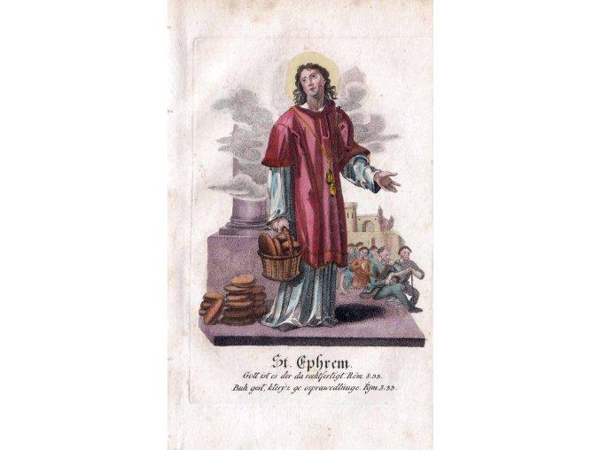 Svatý Efrém Syrský