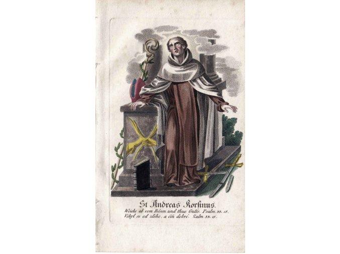 Svatý Ondřej Korsini