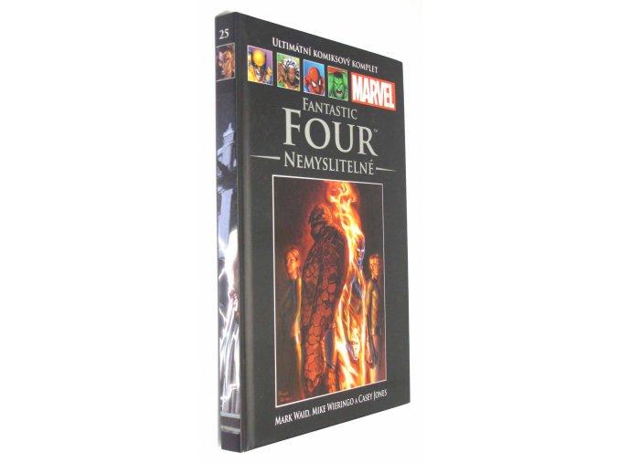 Fantastic Four: Nemyslitelné