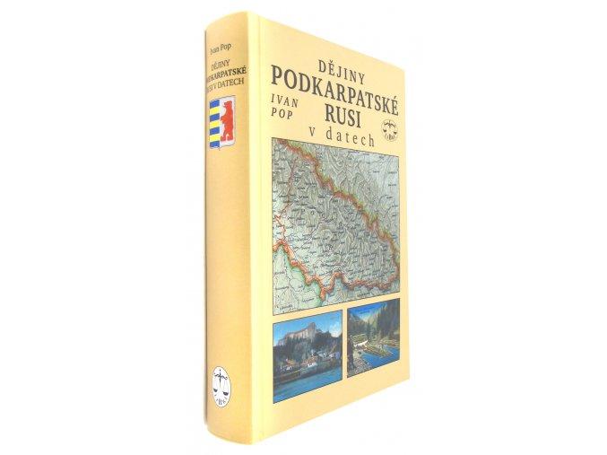 Dějiny Podkarpatské Rusi v datech