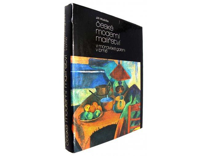340449 ceske moderni malirstvi v moravske galerii v brne