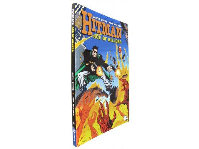 350001 hitman vol 4 ace of killers