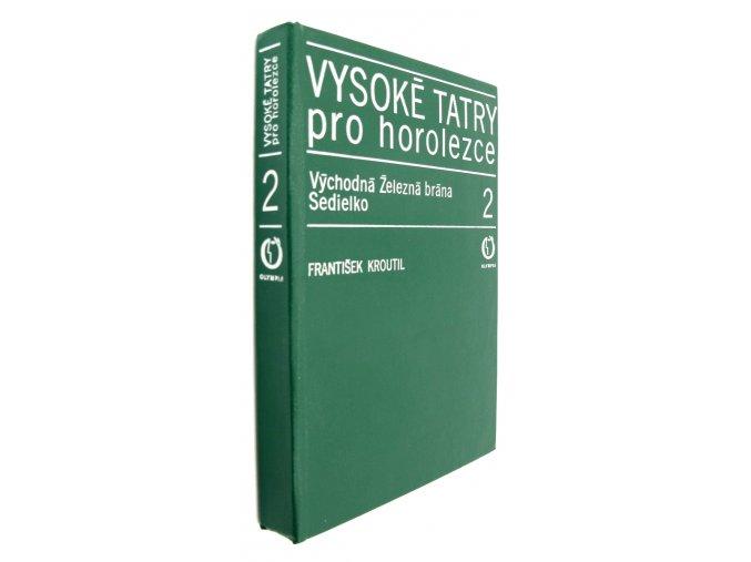 350154 vysoke tatry pro horolezce ii