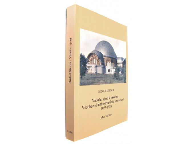 360075 vanocni sjezd k zalozeni vseobecne anthroposoficke spolecnosti 1923 1924