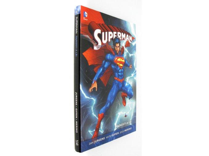 360344 superman 02 tajnosti a lzi