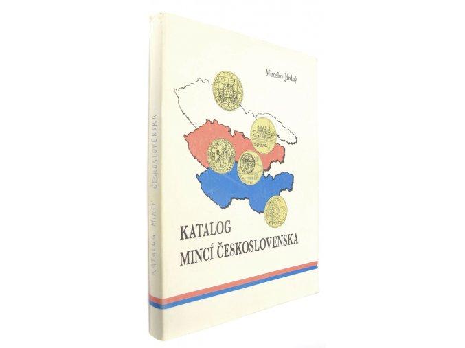 360325 katalog minci ceskoslovenska
