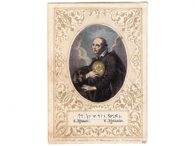 St. Ignatz von Loyola