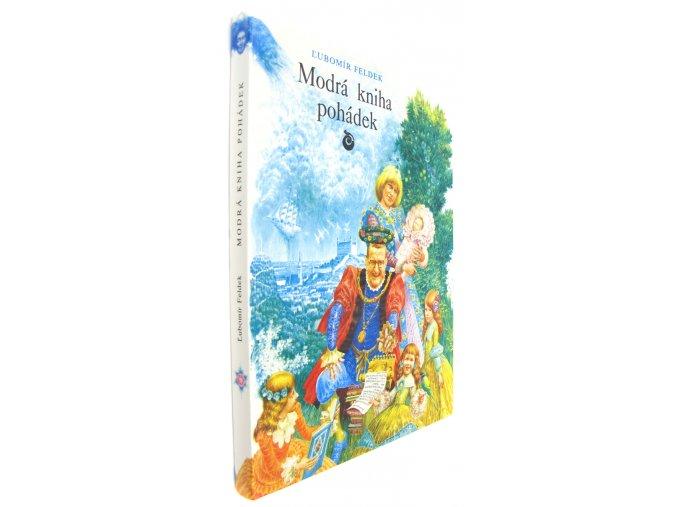 36 565 modra kniha pohadek