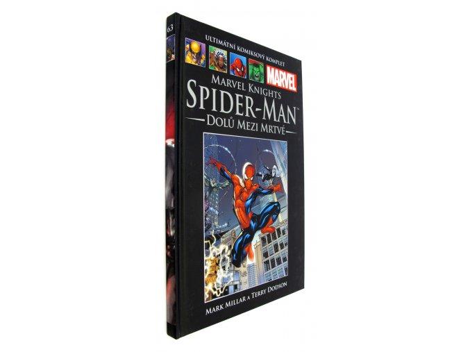 36 612 spider man dolu mezi mrtve