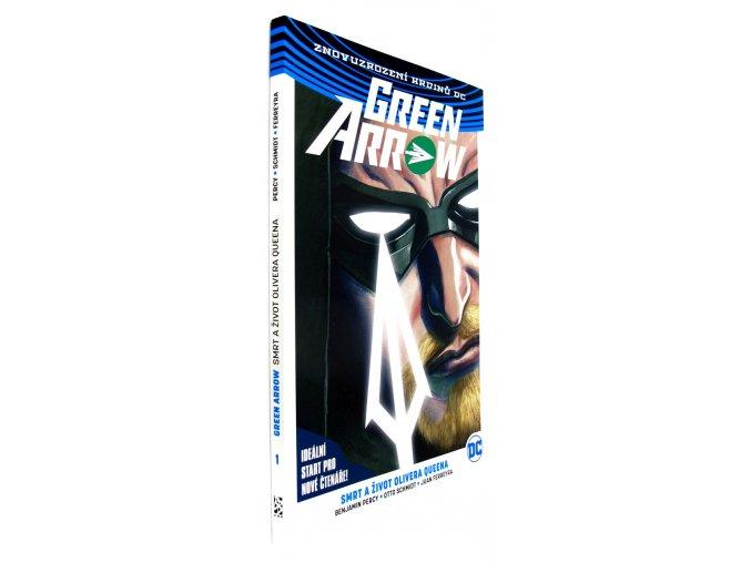 36 741 green arrow smrt a zivot olivera queena