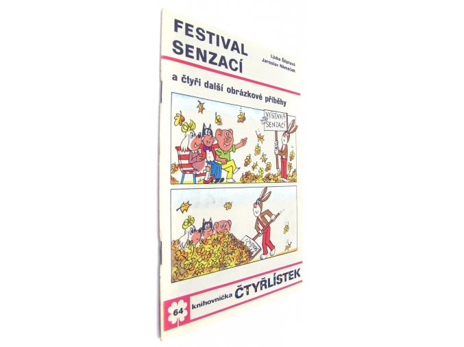 38 183 festival senzaci ctyrlistek