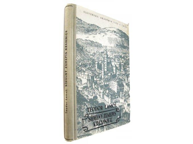 38 375 sidelny zemepis kremnice