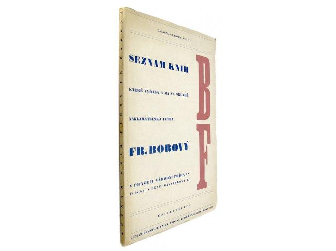 39 588 seznam knih fr borovy