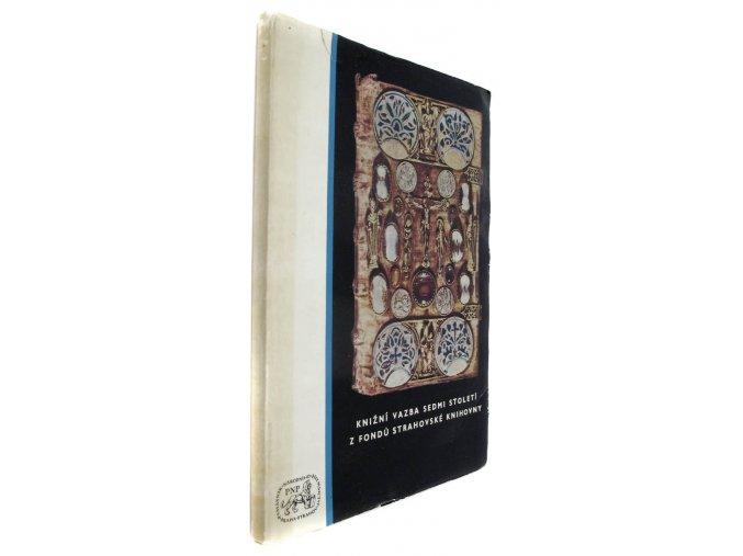 39 648 knizni vazba sedmi stoleti