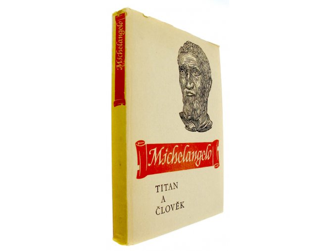 39 844 michelangelo titan a clovek