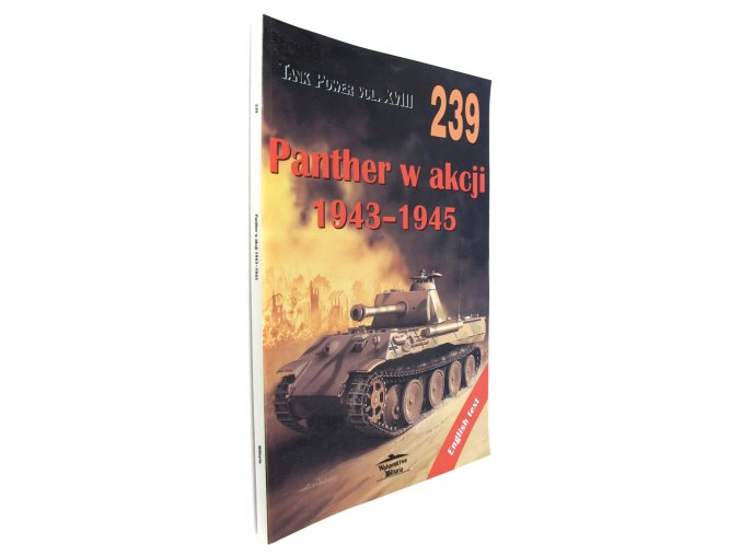 39 879 panther in action 1943 1945