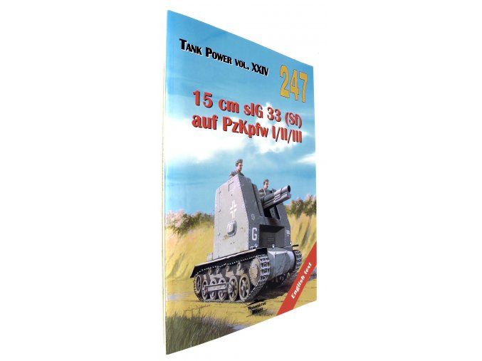 40 226 15 cm sig 33pzkpfw i ii iii