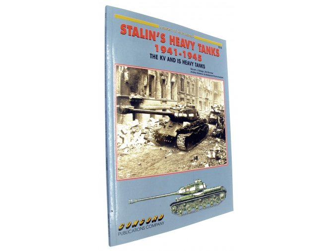 40 496 stalin s heavy tanks 1941 45
