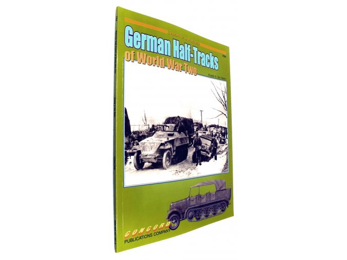 40 501 german half tracks of world war two 1939 1945