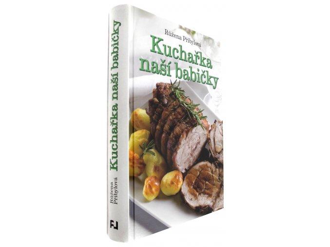 40 539 kucharka nasi babicky