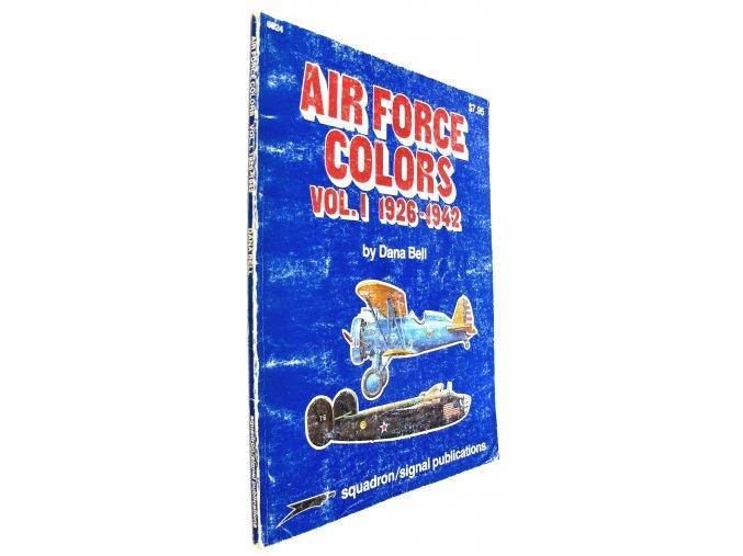 40 992 air force colors vol 1 1926 1942