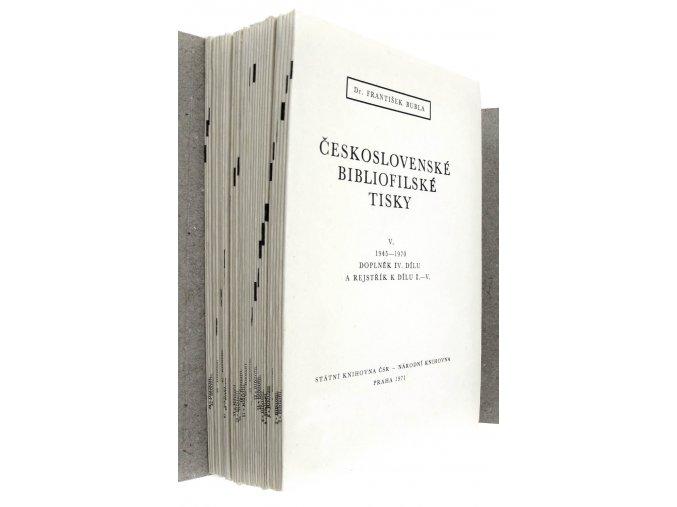 41 075 ceskoslovenske bibliofilske tisky i v