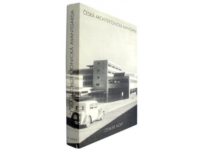 42 264 ceska architektonicka avantgarda