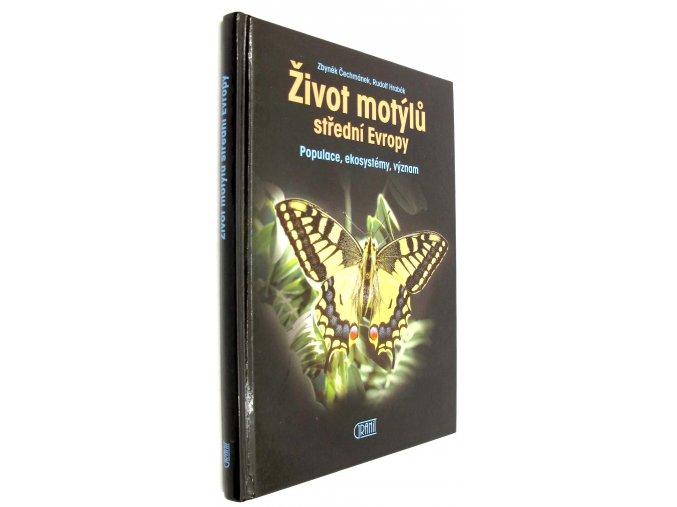 42 288 zivot motylu stredni evropy
