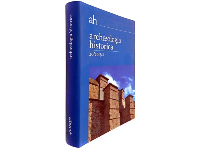 Archæologia historica 40/2015/2