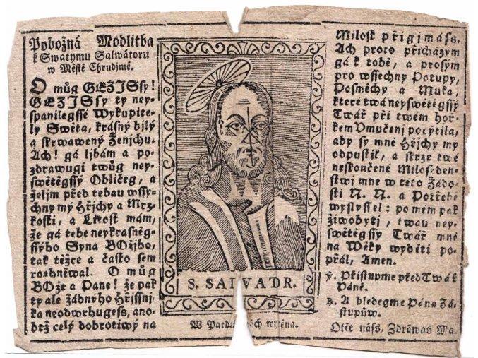 43 429 pobozna modlitba k swatymu salwatoru