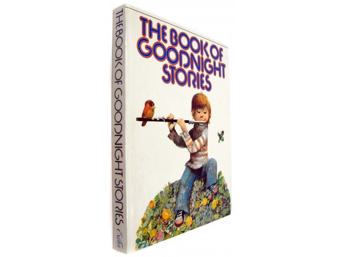 43 744 the book of goodnight stories