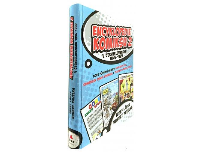 43 936 encyklopedie komiksu v ceskoslovensku