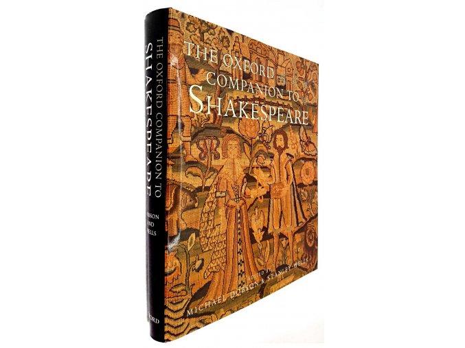 44 165 the oxford companion to shakespeare