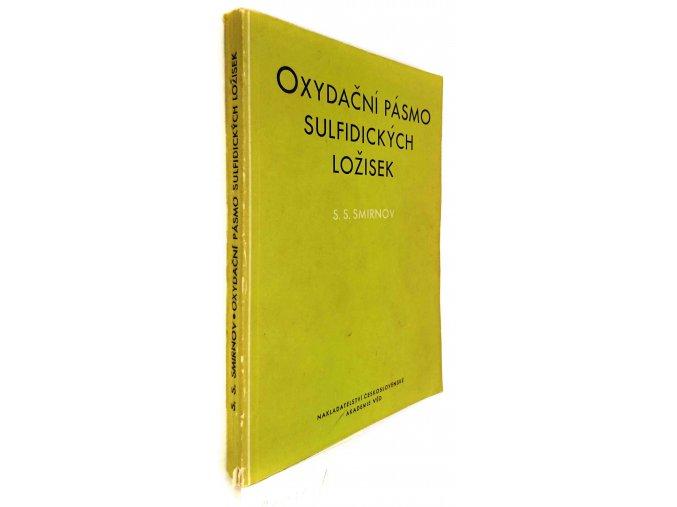 44 479 oxydacni pasmo sulfidickych lozisek