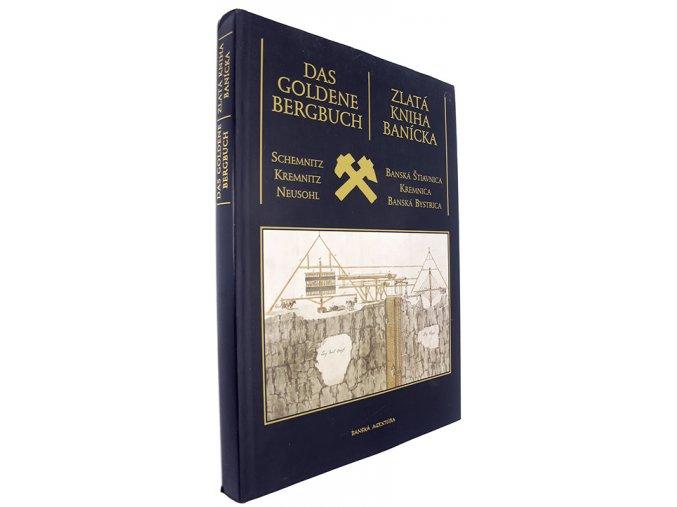 44 735 zlata kniha banicka
