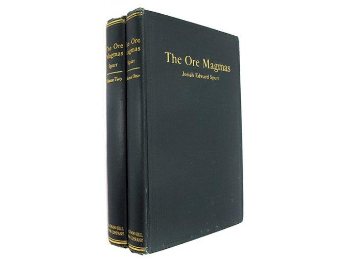 44 739 the ore magmas