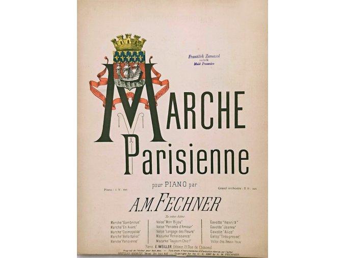 45 256 marche parisienne