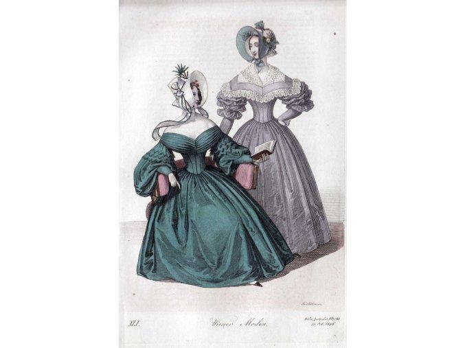 Dvě dámy s knihou