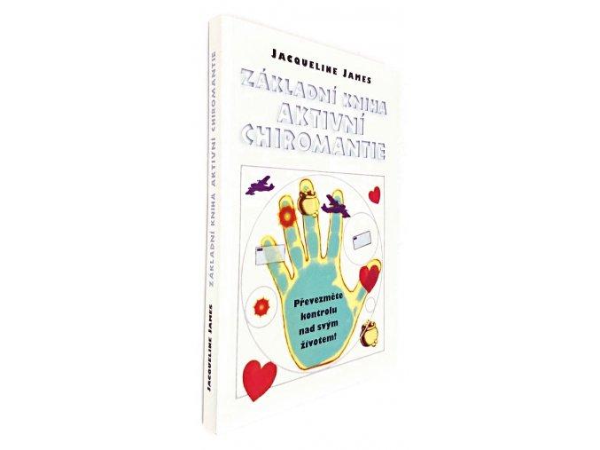 Základní kniha aktivní chiromantie