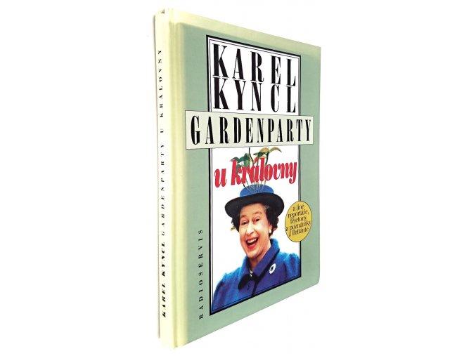 Gardenparty u královny