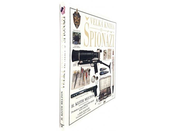 Velká kniha o špionáži