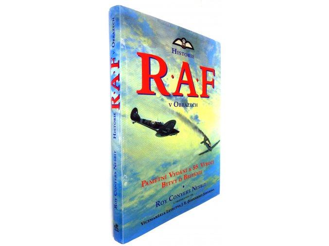 Historie R.A.F. v obrazech